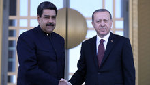 Cumhurbaşkanı Erdoğan, Maduro ile telefonda görüştü