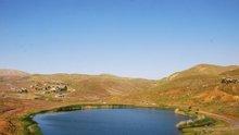 Sıcaktan bunalanlar Dipsiz Göl'de serinliyor