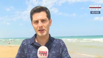 Karadeniz'de poyraz var! Dalgalı denize dikkat...