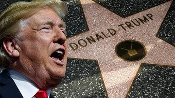 Batı Hollywood Belediyesi harekete geçti! Trump'ın yıldızı kaldırılıyor