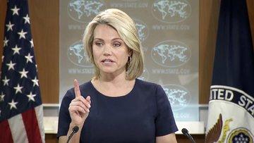 ABD'den Türkiye açıklaması: Çavuşoğlu ve Pompeo görüşmesi önemli bir işaret