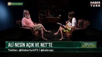 Açık ve Net - 07 Ağustos 2018 (Matematik Köyü Kurucusu Prof. Dr. Ali Nesin)