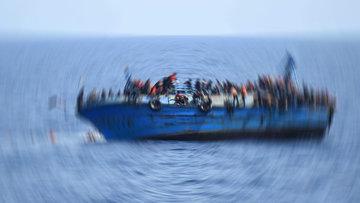 Kuşadası'nda göçmen faciası: 9 ölü