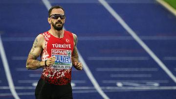 Milli atlet Ramil Guliyev Almanya'da finalde!