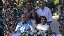 İçlerinde ukde kalmıştı! 60 yıl sonra düğün yaptılar