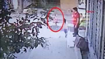 6 yaşındaki çocuğa kamyonet çarptı, baktı, kaçtı...