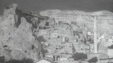 1965 yılından çekimlerle Peri Bacaları'nın hikayesi