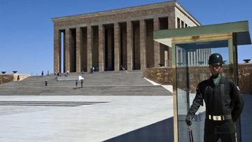 Anıtkabir'de restorasyon
