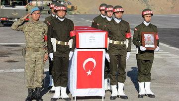 Çukurca'da üs bölgesine havanlı saldırı: 1 asker şehit, 5 asker yaralı