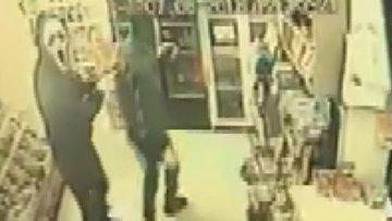 Çığlık maskeli soyguncular böyle yakalandı!