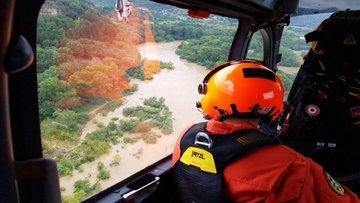 Fransa'da sel felaketi! Bölgeden 750 kişi tahliye edildi