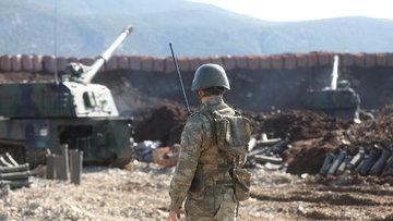 PKK kamplarına operasyon: 5 terörist etkisiz hale getirildi