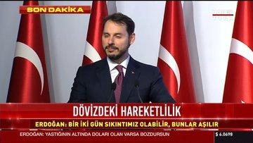 Bakan Albayrak Yeni Ekonomik Modeli'ni açıkladı