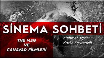 Mehmet Açar ve Kadir Kaymakçı'yla Sinema Sohbeti