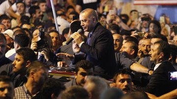 Erdoğan'dan dolar mesajı: Hiç endişelenmeyin