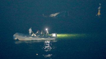 Beylikdüzü açıklarında bir tekne battı! Bir kişi kayıp!