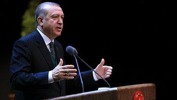 Cumhurbaşkanı Erdoğan'dan flaş ABD açıklaması