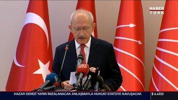 Kılıçdaroğlu Trump'ın Türkiye tweetlerini eleştirdi