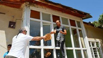 İstanbul'a götüreceğiz diye kandırdılar, Van'da bir eve kilitlediler