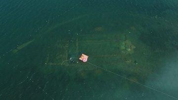 100 yılın keşfi suyun 5 metre derininde