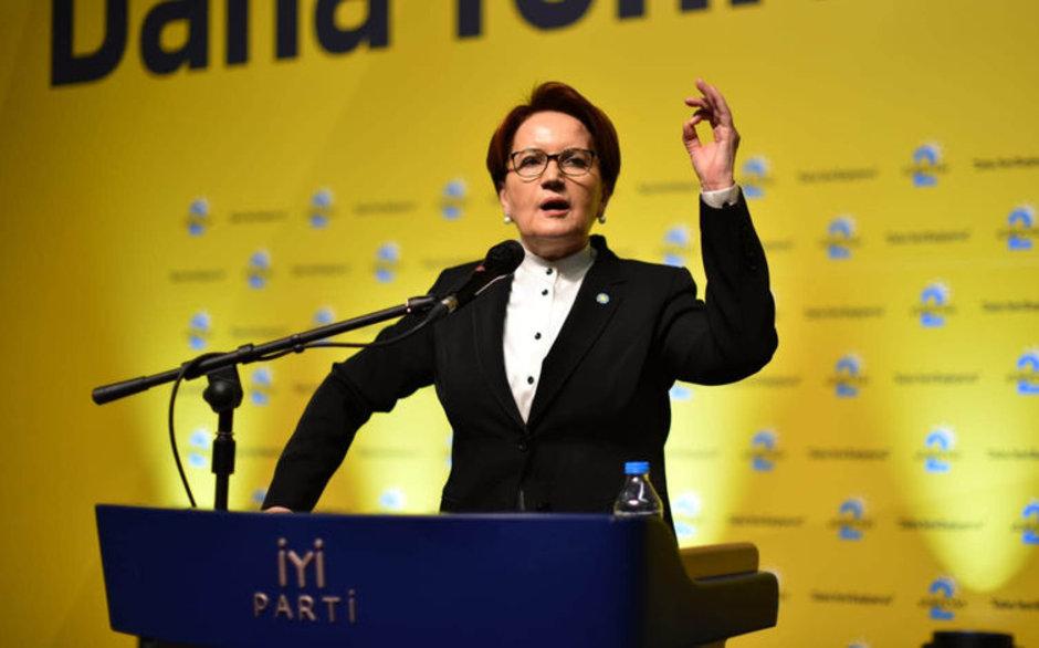 Meral Akşener ikinci kez İYİ Parti Genel Başkanı seçildi