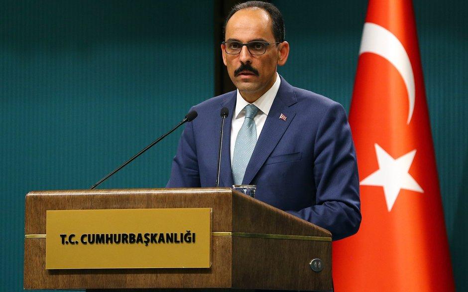 Kalın: Türk ekonomisinin bünyesi sağlamdır