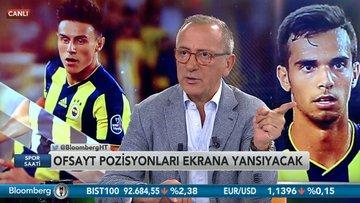 Fatih Altaylı - Fatih Kuşçu - Spor Saati 1. Bölüm (13.08.2018)