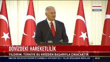Meclis Başkanı Yıldırım açıklamalarda bulundu