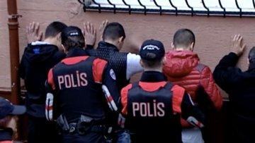 İstanbul'un uyuşturucu haritası