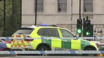 Londra'da güvenlik alarmı