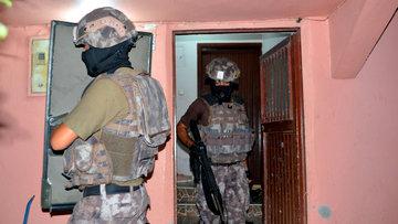 Adana'da PKK operasyonu: Eylem hazırlığındaki 12 kişi gözaltına alındı
