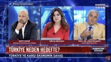 Habertürk Gündem - Türkiye'ye karşı ekonomik savaş (13 Ağustos 2018)