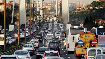 Kurban Bayramı tatili boyunca köprü ve otoyollar ücretsiz