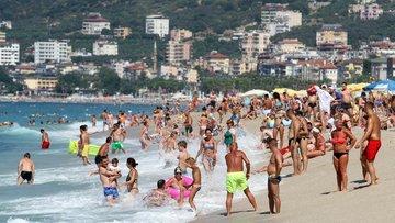 9 günlük Kurban Bayramı tatili turizmcilere yaradı! Otellerde yer kalmadı