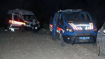 Manisa'da ormanda bayılan kişi 6 saat sonra kurtarıldı