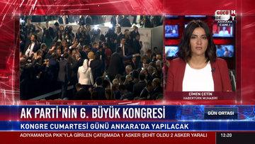 Ak Parti'nin 6. büyük kongresi