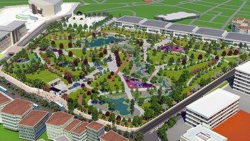 Zeytinburnu Millet Bahçesi için ilk adım atılıyor