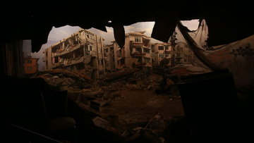 Marmara Depremi'nin 19. yıldönümü