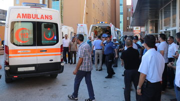 Erzincan'da müftülük toplantısında kavga! Ölü ve yaralılar var