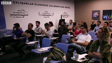 İstanbul'da yapılan bir Ankara Anlaşması bilgilendirme toplantısı