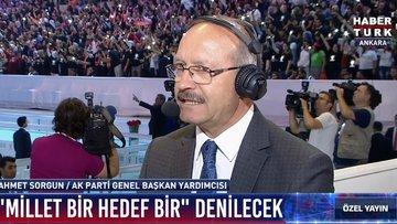 AK Parti Genel Başkan Yardımcısı Ahmet Sorgun: Bu kongre bir yenilenme kongresi olacak