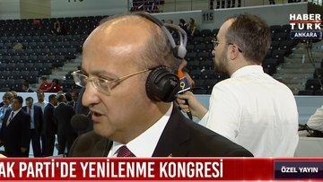 AK Parti Ankara Milletvekili Yalçın Akdoğan: Erdoğan güçlü teşkilat yapısının önemine her zaman inandı
