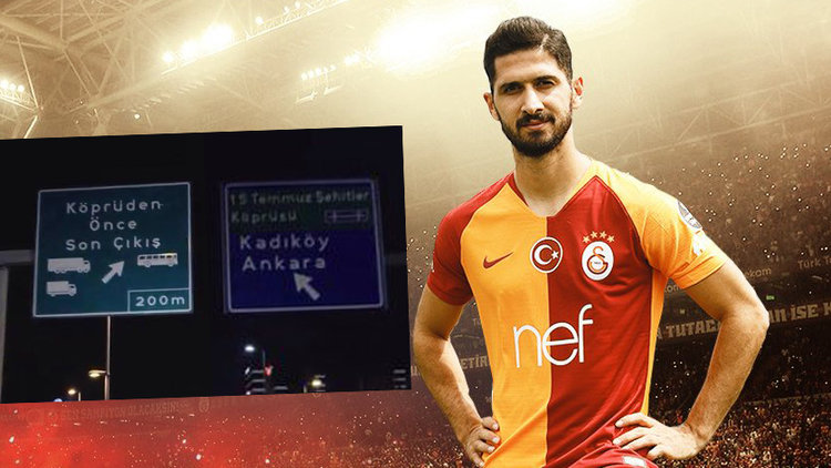 Galatasaray, Emre Akbaba'yı açıkladı