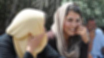 Sığındığı yeni kentte, kendisini esir tutup tecavüz eden teröristle karşılaştı