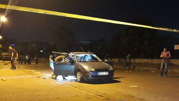 Ankara'daki silahlı kavgada 1 kişi ağır yaralandı