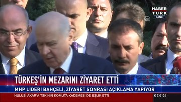 MHP Lideri Devlet Bahçeli kurban bayramı açıklaması
