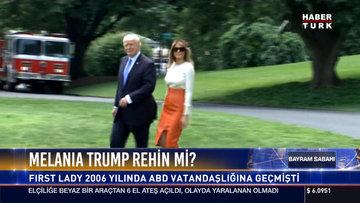 Trump eşini rehin mi tutuyor?