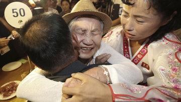65 yıllık hasret son buldu! Kore Savaşı'nın ayırdığı aileler buluştu