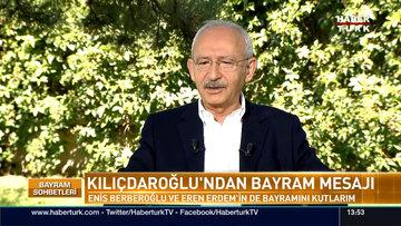 Kılıçdaroğlu ile bayram sohbeti