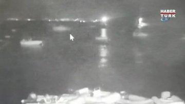 İnsan kaçakçıları iş adamının lüks motor yatını çaldı